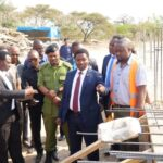 Jafo commends the Local Government College for improving infrastructure