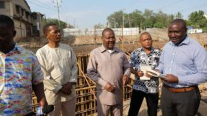 Government outraged Slow Construction Of Bridge