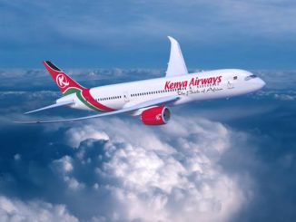 Kenya Airways Suspended Flight In Tanzania