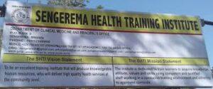 Sengerema Health Training Institute